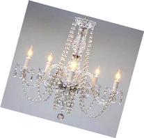 "Empress Crystal  Chandelier Chandeliers Lighting H25"" x W24"