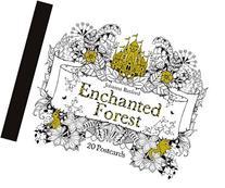 Enchanted Forest Postcards :  20 Postcards
