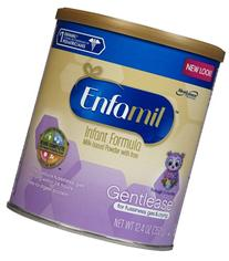 Enfamil Gentlease Baby Formula - Powder - 12.4 oz - 6 pk