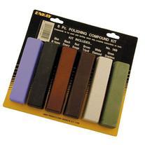 Enkay 149-C 6 pc. Polishing Compound Kit, carded