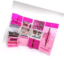 Envo Toys Large XXL Doll Play Kitchen For Toddlers Toy