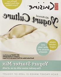 Euro Cuisine RI1020 All Natural Yogurt Culture / Starter