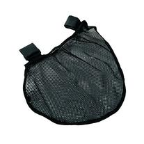 Evelots® Attachable Stroller Net Storage Bag, Baby Supplies