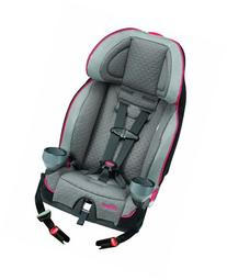 Evenflo SecureKid LX Harnessed Booster Car Seat, Kohl, Grey