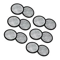 Everyday 12-Replacement Charcoal Water Filters for Mr.