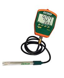 Extech PH220-C pH Meter, Palm pH with Cabled Electrode