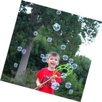Big Bubble Hoop Kit Terrific for Windy Days