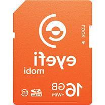 Eye-fi - Mobi 16gb Sdhc Memory Card - Orange