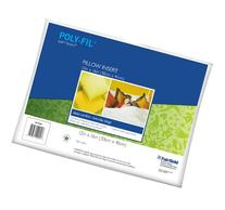 Fairfield Poly-Fil Soft Touch Rectangle Pillow, 12-Inch by
