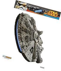 FanWraps Star Wars Millennium Falcon Graphic Vinyl Decal
