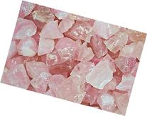 Fantasia Materials: 1 lb Rose Quartz Rough from Madagascar