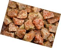 Fantasia Materials: 1 lb Sunstone Rough -  - Raw Natural
