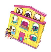 Fisher-Price Dora The Explorer: Playtime Together Dora and