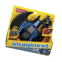 Fisher Price IMAGINEXT Adventures Super Friends Batwing