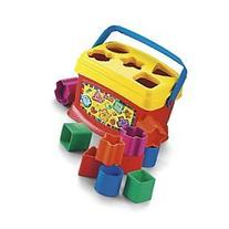 Fisher Price K7167 Baby'S First Blocks