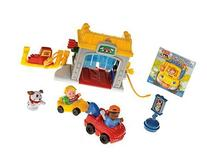 Fisher-Price Little People Discovery Vehicles the Garage