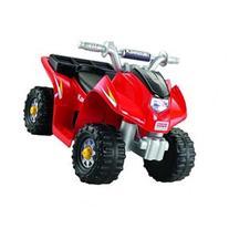 Fisher-Price Power Wheels Kawasaki Lil' Quad - Drives on