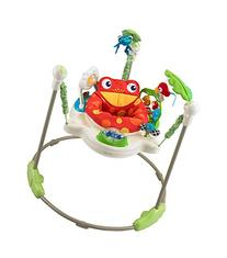 Fisher Price Rainforest Jumperoo Baby Bouncer Entertainer |