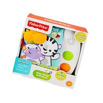 Fisher Price - Sing-Along Soft Book with Sounds for Baby