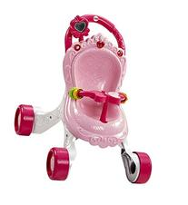 Fisher-Price Stroll-Along Musical Walker Princess Toy