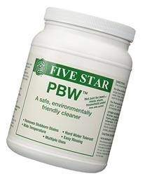 Five Star PBW, 4 lbs