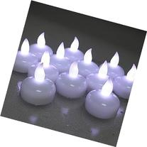 Flameless LED Candles,AGPtEK 12-Piece Flameless Waterproof