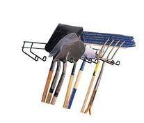 Four Place Heavy Duty Tool Hanger
