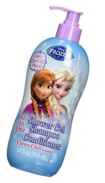 Frozen All-in-one Shower Gel/shampoo/conditioner