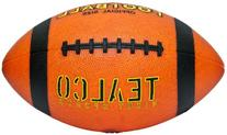 TealCo Full-Size & Weight, Tough Light-Up Football