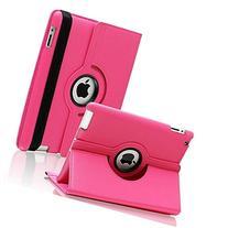 Fullbell Apple iPad 2/3/4 Case - 360 Degree Rotating Stand