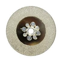 Fullface Brazed Diamond Grinding Disc -- 5