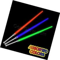 "Fun Central X552 LED Light Saber 28"" - Assorted Colors 6-"