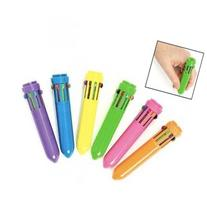 Fun Express - Plastic Neon Mini Shuttle Pens