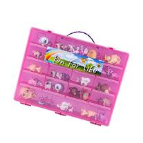Fun For Life Storage Case for Toys - Pink / Strawberry