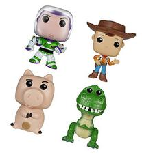FunKo Pop Disney: Toy Story 20th Anniversary Collectors