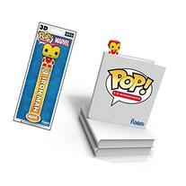 Funko Marvel Iron Man 3D Bookmark
