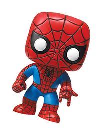 Funko POP! Marvel 4 Inch Vinyl Bobble Head Figure - Spider