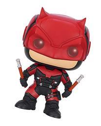 Funko Pop Marvel: Daredevil TV-Daredevil Red Suit Action