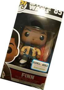 Funko Star Wars Finn with Light Saber Pop Vinyl Exclusive No