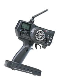 Futaba 3PMX 3-Channel 2.4GHz FASST Transmitter with R603FF