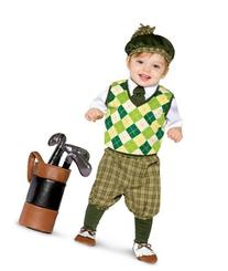 Future Golfer Costume Toddler Boy, Toddler 3-4T