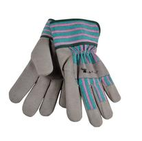 G & F 5009M JustForKids Synthetic Leather Kids Garden Gloves