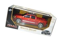 GMC Sierra Denali Pickup Truck 1:24 Friction Series Red