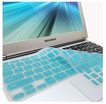 GMYLE Turquoise Blue Silicon Keyboard Cover  for Samsung ARM