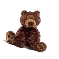 GUND Philbin Chocolate Teddy Bear Stuffed Animal, 12 inches