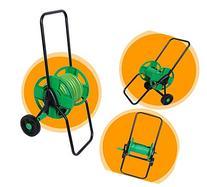 Garden Yard Watering Storage Hose Cart 148 Ft Capacity Slide