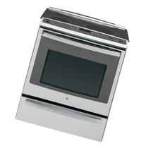 "Ge - Profile Series 30"" Self-cleaning Slide-in Electric"