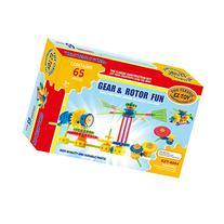 Gear & Rotor Fun by EZ-Toy