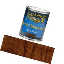 General Finishes BP Gel Stain, 1 pint, Brown Mahogany