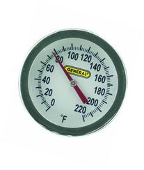 General Tools PT2020G-220 Soil Thermometer Dial with 20 Inch